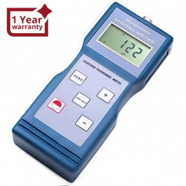 Digital Coating Thickness Meter 0~1000um/0~40mil + F & FN Probes