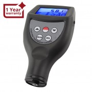 Digital Paint Coating Thickness Gauge F/NF Probes, 99 Groups
