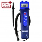 Digital Car Multimeter - Frequency, Resistance, AC / DC Voltage Pen Style