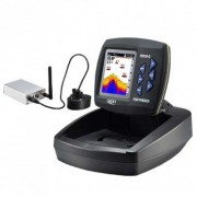 LUCKY Color Display Boat Fish Finder Wireless Remote Control 300m/980ft Fishing Wireless Operating Range