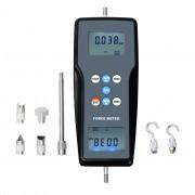 Digital Force Meter Gauge Pull & Push Newtonmeter N / kg / lb / g