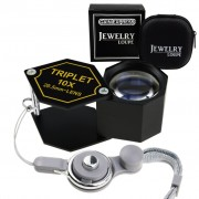 10x Magnification Jewelery Loupe