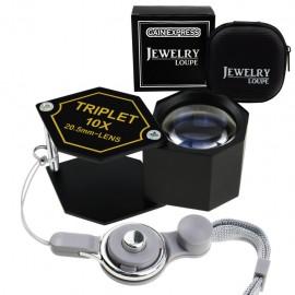 10x Magnification Jewelery Loupe