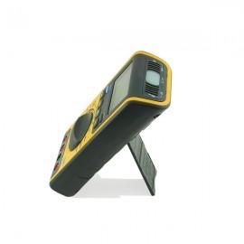 5-in-1 Multimeter GVA-19 capable of measuring: LUX, dB, ° C, RH, AC, DC