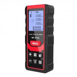 Μετρητής απόστασης με Laser 80m, Bluetooth, μετάδοση φωνής