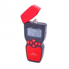 Handheld optical fiber tester