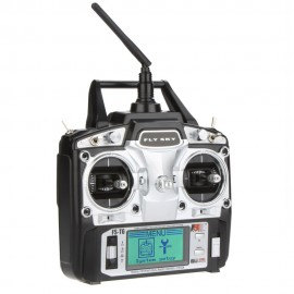 6-channel FlySky FS-T6 2.4GHz
