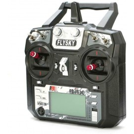 FlySky FS-I6X 10-channel with receiver iA10B