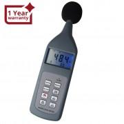 Ηχόμετρο ψηφιακό από 30 έως 130dB, CD, RS232C, Ακρίβεια: ±1 dB