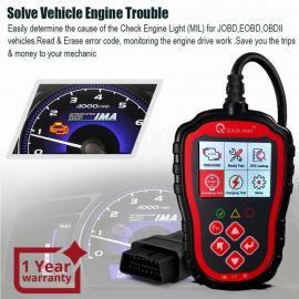 OBDII Car Code Reader Scanner Automotive Diagnostic Vehicle Car Tool