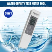 Ψηφιακός Μετρητής Καθαρότητας Νερού με διακόπτη TDS/EC