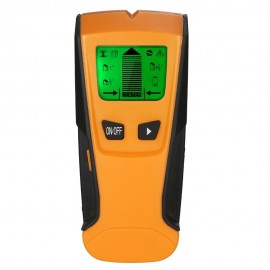 Digital Wall Detector 3 In1 Metal Wood Studs Finder AC Cable Live Wire Scanner