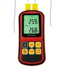 Digital K / J / T / E / R / S / N Type Thermocouple