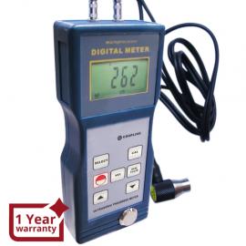 Digital Ultrasonic Thickness Gauge Meter 1.5 - 200mm