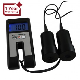Window Tint Meter Visual Light Transmission 18 mm Thickness - WTM-1100