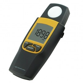 Digital handheld light meter with capacity up to 30 000 Lux / FTC