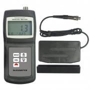 Gloss Meter - 60˚ with range 0.1 ~ 200 gloss units