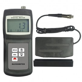 Gloss Meter - 60˚ with range 0.1 ~ 200 gloss units