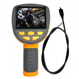 Industrial Borescope / Endoscope with 3.9mm Camera, 3.5 LCD Display and 1m Cable