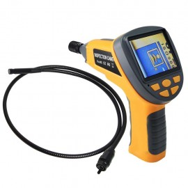 Industrial Endoscope / Borescope with 3.5 LCD Display and 180 ° Image Rotation