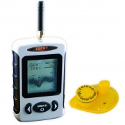 Fish Finder with bottom contour wireless sonar sensor - 45 m depth